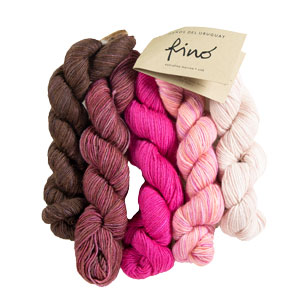 Manos Del Uruguay Fino Miniskein Sets yarn 12 Maude