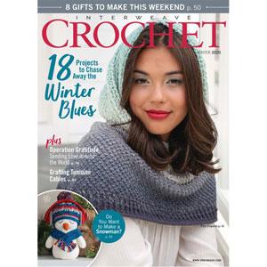 Interweave Press Interweave Crochet Magazine '20 Winter