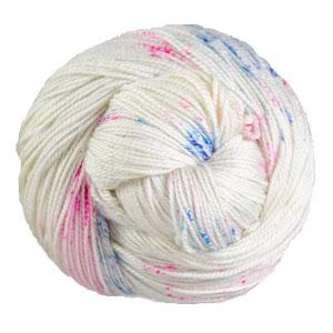 Madelinetosh Pashmina yarn Knitter's Against Malaria