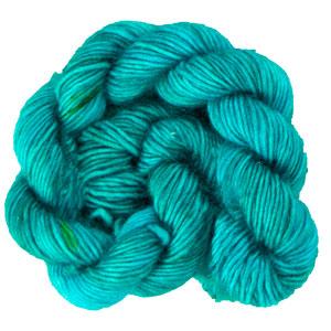 Madelinetosh Unicorn Tails yarn Nassau Blue