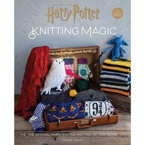 Tanis Gray Harry Potter: Knitting Magic The Official Harry Potter Knitting Pattern Book