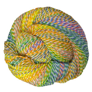 Fully Spun Sock Fingering yarn Full Rainbow (90 grams, 396 yards)