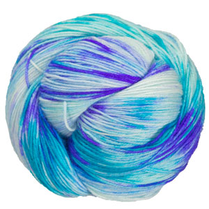 Lorna's Laces Shepherd Sock yarn '20 February - Crater Lake