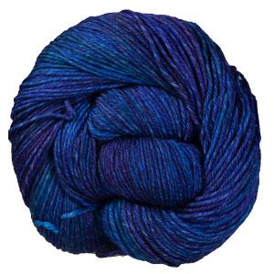Vrinda Shakti DK yarn Blue Lagoon