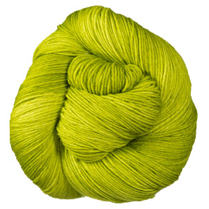 Madelinetosh Euro Sock yarn Grasshopper