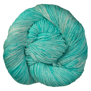 Madelinetosh Euro Sock yarn Hosta Blue