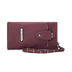 Namaste Maker's Pocketbook Plum