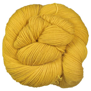 Neighborhood Fiber Co Rustic Fingering yarn Tumeric