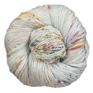 Madelinetosh Tosh Merino Light + Glitter yarn Gracenotes