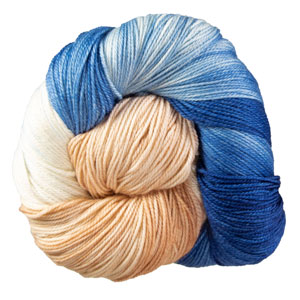 Anzula Squishy yarn Salty Beach (Limited Edition Summer '20)