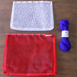 Namaste Holiday Oh Snap kits Red, White, and Blue (Yarn)