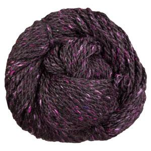 Long Island Yarn and Farm 2 Ply Worsted yarn Purple Twilight