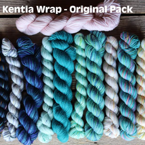 Koigu Kentia Wrap Kit kits Original