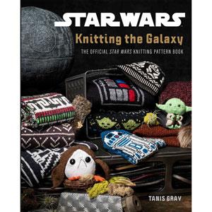 Tanis Gray Star Wars- Knitting the Galaxy Star Wars- Knitting the Galaxy