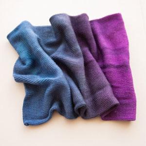 SweetGeorgia Double Sock Blanks yarn Andromeda