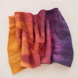 SweetGeorgia Double Sock Blanks yarn Wanderlust