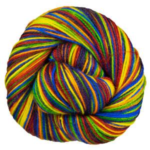 Biscotte Yarns Bis Sock Autorayante yarn Rainbow
