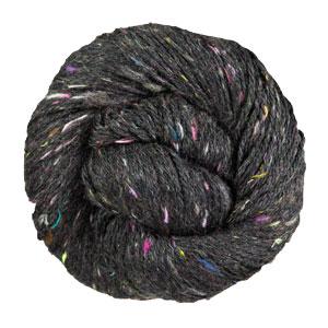 Hedgehog Fibres Tweedy yarn Tweedy Noir