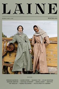 Laine Magazine Laine Nordic Knit Life No# 10 - Rooted (Pre-Order Ships Dec 11)