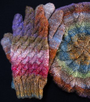 CABLE KNIT BERET PATTERNS   Patterns Gallery