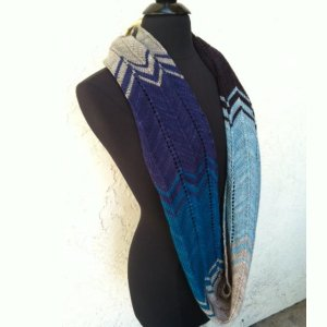 The Color Play Cowl