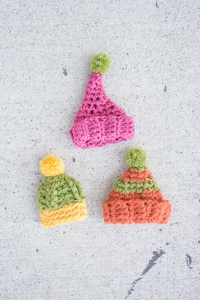 Crochet Toppers