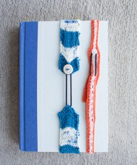 Knit Bookmarks