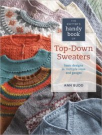 Knitters Handy Book of Top-Down Sweaters