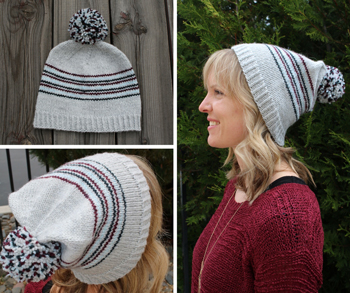 Simple Stripes Hat