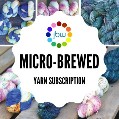 Micro-Brewed Yarn