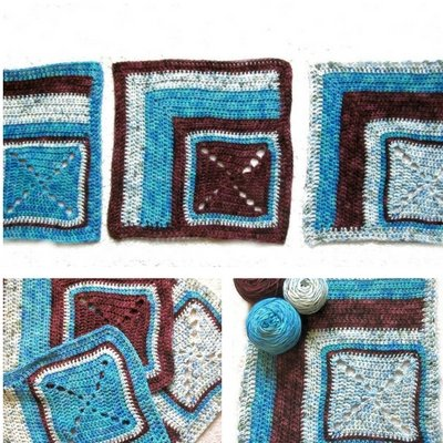 Welcome To The Madelinetosh Semiprecious Blanket Pattern
