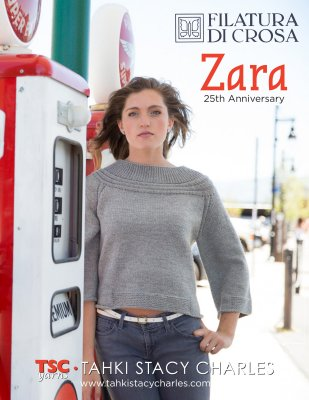 6965e05b Welcome to the Filatura Zara 25th Anniversary Free Knitting Pattern  Download!