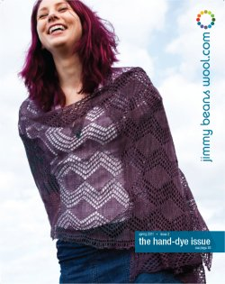 2011 Hand Knit yarn catalog