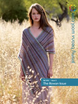 2011 Rowan yarn catalog