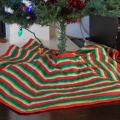 Mod Stripe Tree Skirt