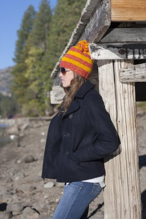Stitch Mountain Grand Targhee Hat Free Knitting Pattern