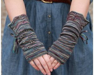 Lady Violet's Dinner Gauntlets