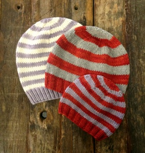 Swans Island Bulky Hats for the Whole Family Free Knitting Pattern at Jimmy B...