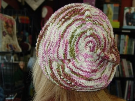 Easy Slouch Hat Free Knitting Pattern at Jimmy Beans Wool
