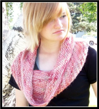Landscape Collection Alpaca Hug Cowl