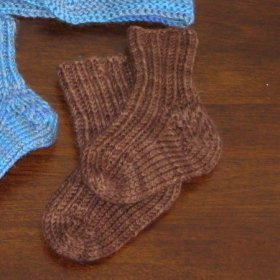 Free Infant Knitting Patterns : Rocks Socks Free Knitting Pattern at Jimmy Beans Wool