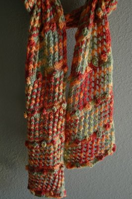 Scarves to Throws - Month 7 - Free Knitting Pattern