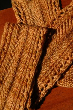 Scarves to Throws - Month 9 - Free Knitting Pattern