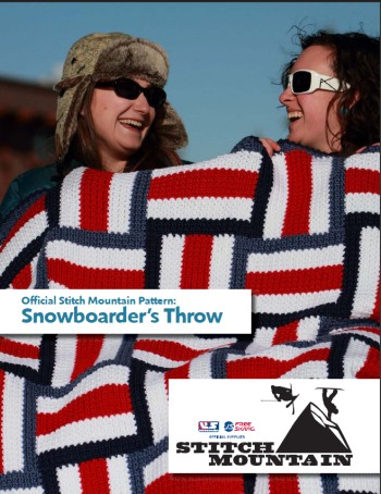 Snowboarders Throw