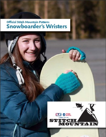 Snowboarders Wristers