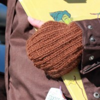 Knit Fingerless Gloves Pattern