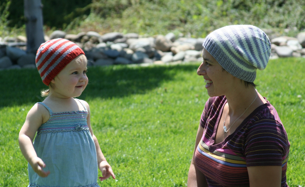 Swans Island Bulky Hats For The Whole Family Free Knitting Pattern