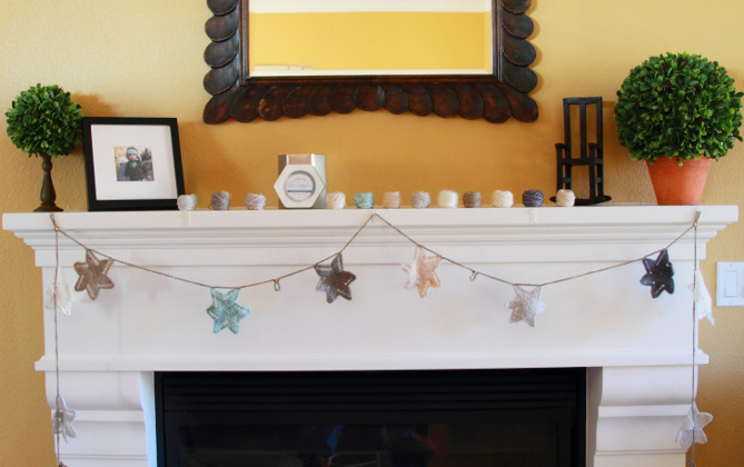 Free Knitting Pattern Luxury Holiday Garland