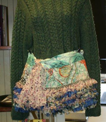 Crochet Ruffle Skirt Free Pattern At Jimmy Beans Wool