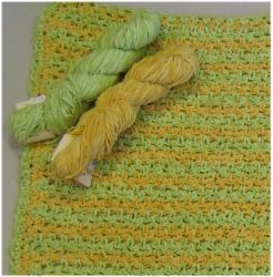 Cotton Chenille Crochet Baby Blanket Free Pattern at Jimmy ...